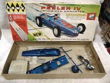 1960 Hawk Peeler IV Motorized Dragster For Parts 210-200
