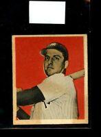1949 BOWMAN #69 TOMMY HENRICH YANKEES EXMINT ST D020483