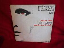 PATTY PRAVO Pazza idea 45rpm 7' SOLO COPERTINA ONLY PS 1973 ITALY EX