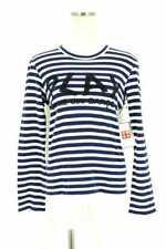 PLAY COMME des GARCONS WOMEN's T-shirt Blue & White