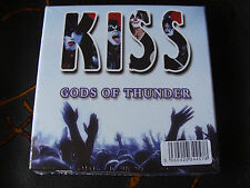 CD Box Set: Kiss : Gods Of Thunder : 4 Live CDs Sealed