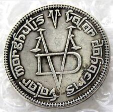Game of Thrones Coin Valar Morghulis Faceless Man Iron coin 27mm/1in. GOT