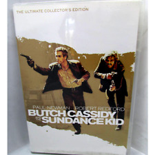 New listing Butch Cassidy and the Sundance Kid Dvd Ultimate Collectors Edition No. 28
