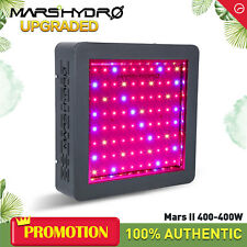 Upgraded Mars Hydro 400W Led Grow Light Full Spectrum Indoor Plant Veg Flower