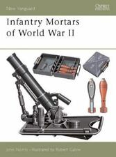 Infantry Mortars of World War II (New Vanguard), History,History - Military / Wa