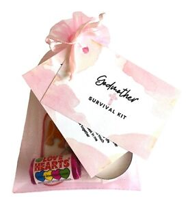 Novelty Godmother Survival Kit Thank You Keepsake Christening Godparents Gift