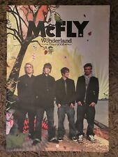 McFly Wonderland Tour 2005 Programme Official Product - VGC