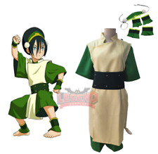 Avatar The Last Airbender Toph Beifong Cosplay Costume adult Halloween