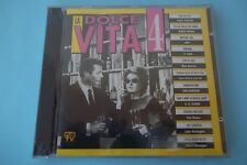 LA DOLCE VITA 4 P.LION DEN HARROW D.D. SOUND..CD 1992 BABY RECORDS SEALED  RARO