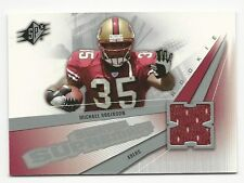 Michael Robinson 2006 Upper Deck SPx Rookie Swatch Supremacy Card, # SW-MR.