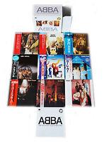 ABBA - 30th Ann. Original Album Box - 8 Mini LP CD Japan 2004 VERY RARE OOP NEW!