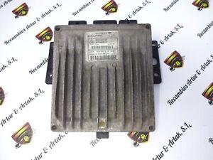 Centralita del motor Renault Kangoo R0410B027D 8200498185 8200469333