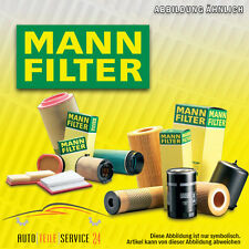 Mann-Filter Inspektionspaket Filtersatz Ölfilter VW Bora Golf Passat New Beetle