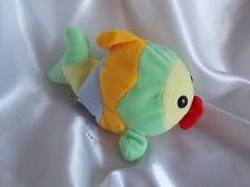 Doudou poisson multicolore, Ajena