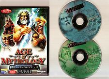 AGE OF MYTHOLOGY. SUPERB STRATEGY GAME FOR THE PC. RARE SPANISH VERSION!!