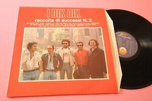DIK DIK LP RACCOLTA DI SUCCESSI N 2 NM