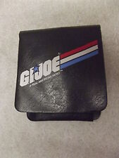 VINTAGE CHILDS VINYL GI JOE WALLET