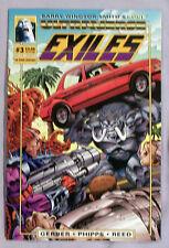 Exiles #3 Ultraverse Comics