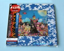 ROLLING STONES Their satanic majesties request Japon MINI LP CD 3-d BRAND NEW