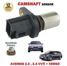 FOR TOYOTA AVENSIS + VERSO VVTI 2000-2009 NEW CAMSHAFT POSITION CAM SENSOR