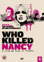 Who Killed Nancy? DVD (2010) Alan G. Parker cert E ***NEW*** Fast and FREE P & P