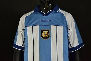 2000-01 Reebok AFA Argentina Home Football Shirt Soccer Jersey SIZE XL (adults)