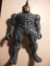 MARVEL DC comics super heros figurine TOY BIZ 1994 Spiderman RHINO 14cm