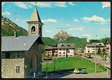 AD0870 Torino - Provincia - Claviere - Scorcio panoramico