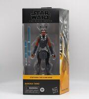 Hasbro Star Wars Black Series Clone Wars Ahsoka Tano Figure, Walmart Exclusive