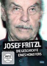 JOSEF FRITZL: DIE GESCHICHTE EINES MONSTERS - NOTMAN-WATT,DAVID   DVD NEU