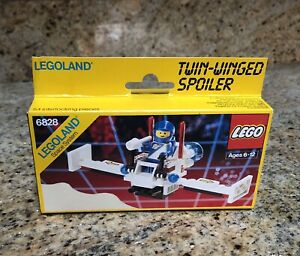 Lego Twin Winged Spoiler (6828) MISB Rare Vintage Factory Sealed