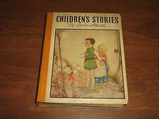 CHILDREN'S STORIES by Lucie Atwell -Undated Hardcover Whitman Publishing
