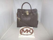 Michael Kors Handbag, Hamilton Large Saffiano Leather Tote, Shoulder Bag $358