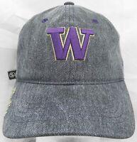 Washington Huskies NCAA Zephyr adjustable cap/hat