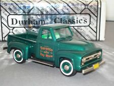 DURHAM CLASSICS 1953 FORD PICKUP TRUCK. LIMITED EDITION OF 200. EXCELLENT.