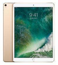 Apple iPad Pro 2nd Gen. 256GB, Wi-Fi + Cellular (Unlocked), 10.5in-Gold MPHJ2B/A