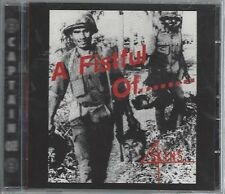 THE 4 SKINS - A FISTFUL OF 4 SKINS - (still sealed cd) - AHOY CD 08