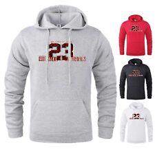 NEW Michael Air Legend 23 Jordan Mens Hoodie Sweatshirts Hip Hop Fashion bran