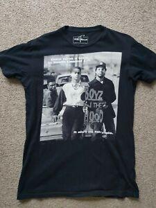 Boyz N The Hood T Shirt Mens Black