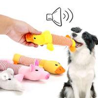 Hund Spielzeug Quietscher Hundespielzeug Plüsch Kauspielzeug Welpen Kauen Toy