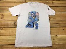 VTG 80's 1986 Batman Dark Knight Returns Frank Miller T-Shirt XL DC Comics MINT