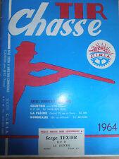 catalogue de chasse 1964