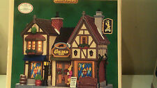 THE CHRISTMAS VILLAGE GOLDEN HARE TAVERN, IN ORIGINAL PACKING & BOX