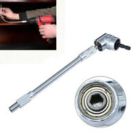 """105°Angle Extension 1/4"""" Hex Shank Drill Bit Flexible Tool Holder Screwdriver/AU"""