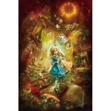 APPLEONE Jigsaw Puzzle 300-274 Alice In Wonderland (300 Pieces) Japan new.