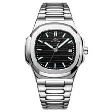 Men's Luxury Watch Best Automatic Mechanical Classic Men Homage Stainless Steel