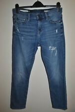 GAP Womens Premium Denim Jeans RRP £50 Size MEDIUM W32'' , L28'' approx. size 12