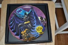 DC DIRECT warner brothers batman kelly jones dark knight plate MIB 525 of 2500