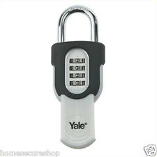 Yale Combination Padlock Slide- SKU - Y879/55/130/1