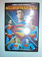 Look, Up In The Sky: The Amazing Story Of Superman DVD documentary movie DC NEW!